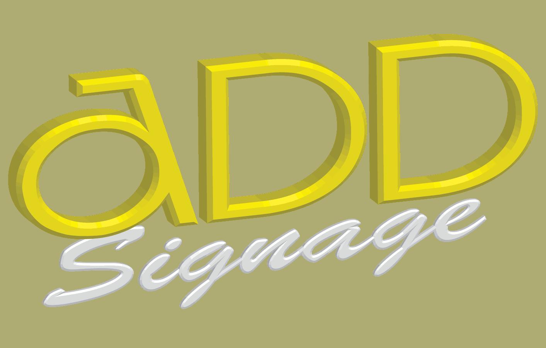Add Signage